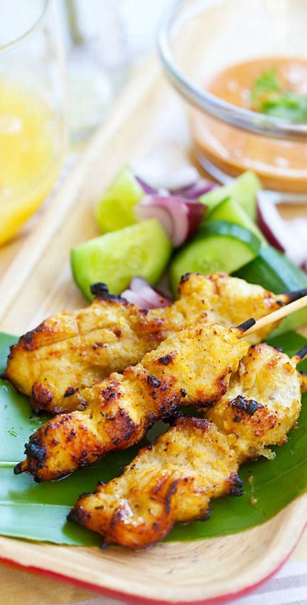 手机壳定制tote bags women Chicken satay is a popular Malaysia dish of skewered chicken served with peanut sauce and rice cake Easy and the most delicious chicken satay recipe rasamalaysia com