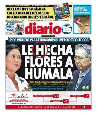 Diario16 de Perú.