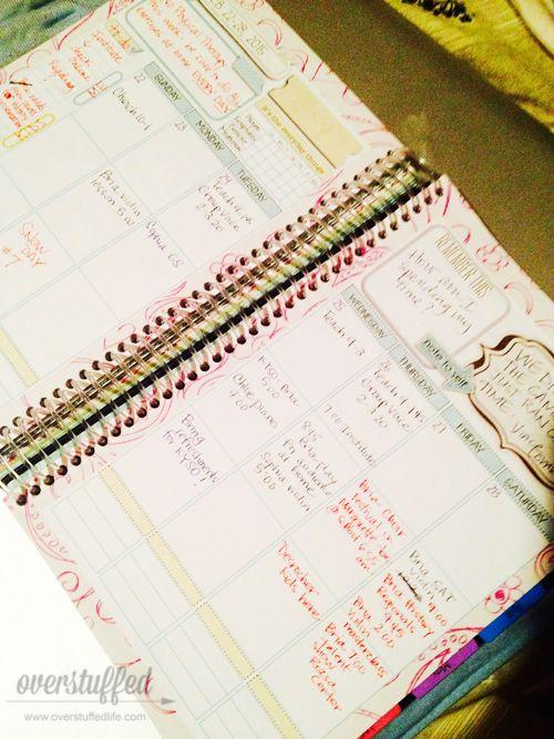 best planners for work - Kordurmoorddiner