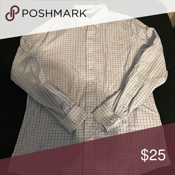 Tommy Hilfiger dress shirt Used for work, no longer need Tommy Hilfiger Shirts Dress Shirts