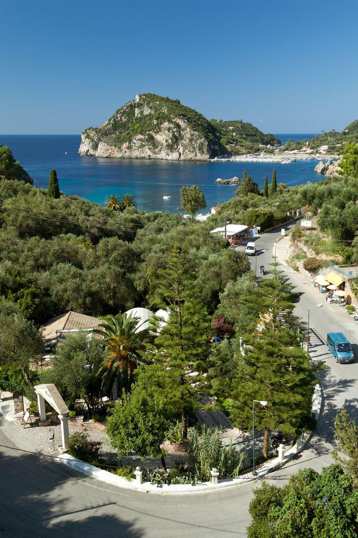 Paleokastritsa, Kerkyra (Corfu), Greece