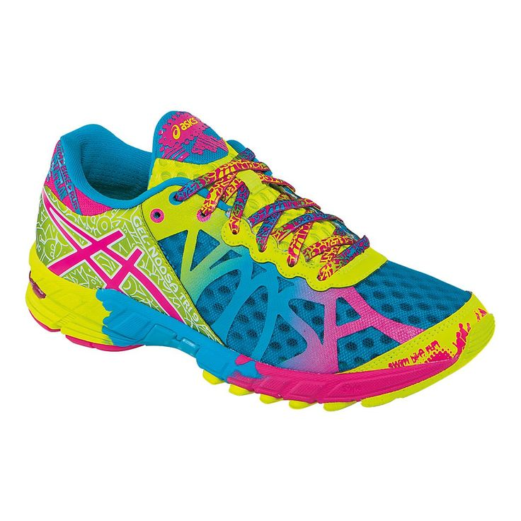 zapatillas de running asics gel noosa tri 9 multicolor