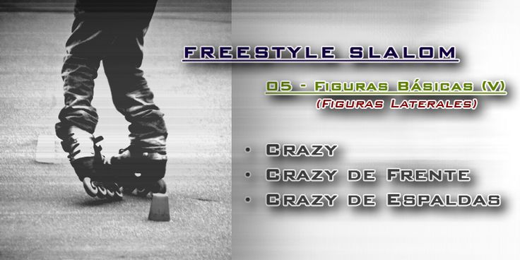 Si quieres progresar en el Freestyle Slalom  necesitas conocer algunas figuras básicas laterales: Crazy, Crazy de Frente y Crazy de Espaldas. Descubrelas aquí. photo by: Martin Le Roy https://www.flickr.com/photos/mlr654/2677128984