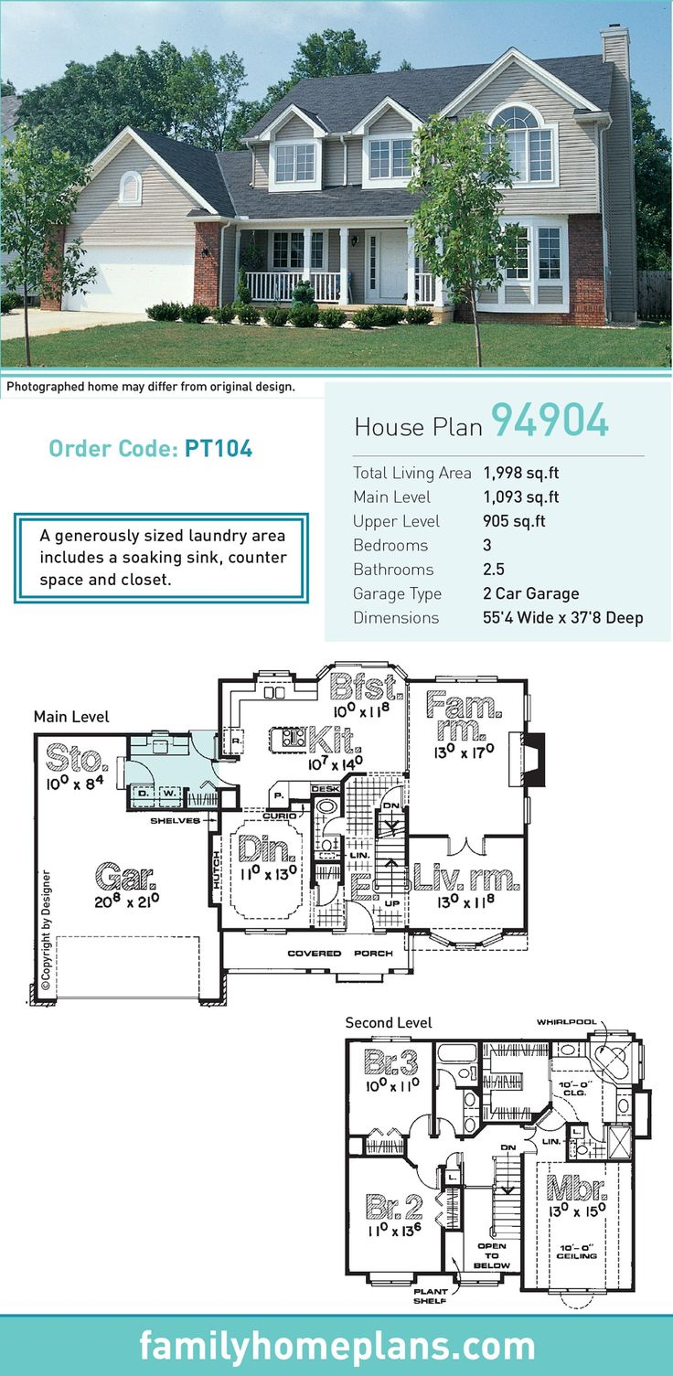 38 best traditional style house plan images on pinterest country house plan 94904 sims3