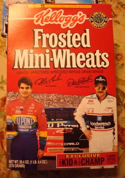 "Jeff Gordon and Dale Earnhardt Sr. ""The Kid and The Champ"""
