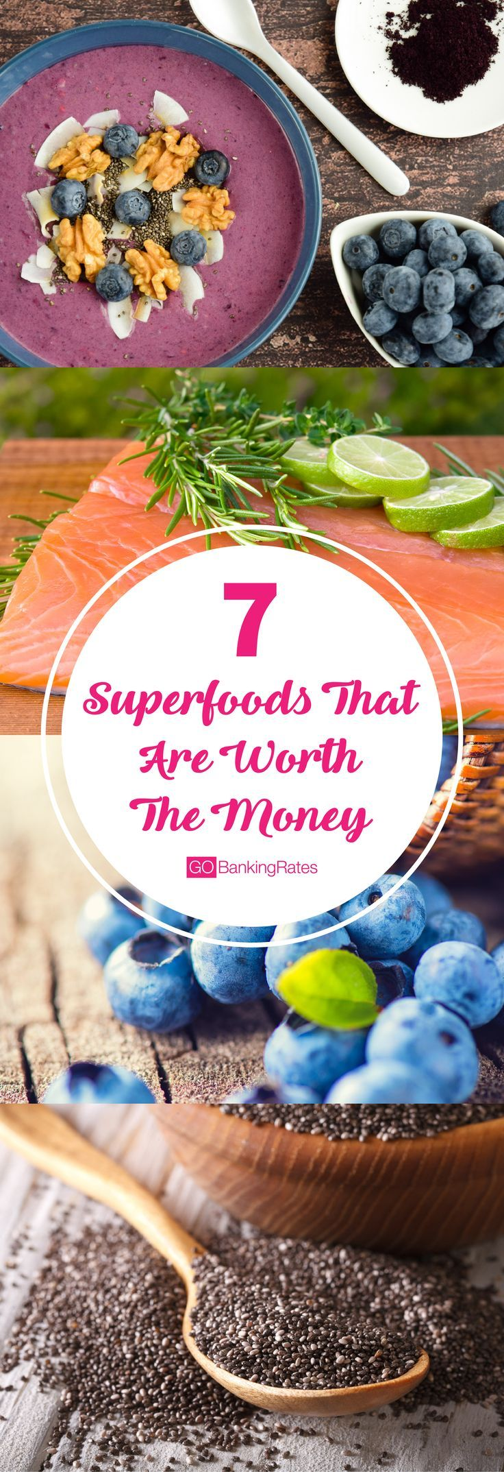 Click through to learn which superfoods are actually worth the money....