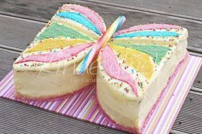 Today I have a great baking idea for the birthday party. A delicious cream …   – Kindergeburtstag backen