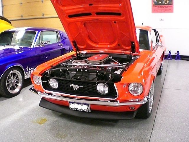 SCROLL DOWN TO SEE MORE PHOTOS AND VIDEO. Eleanor's bigger brother. Custom Special Hand built One-off Fastback Mustang Fastback. When an Eleanor is not enough, this is the next step. This is a mean Street Machine that looks like a real life Hot Wheels Car in person. Rear end has a mini-tub to fit the...
