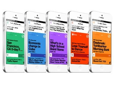 Agogo: A new text-reading app for iPhones, iPads, and Androids takes easy listening to a whole new level.
