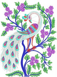 Animal Type Lace Embroidery Designs free download.