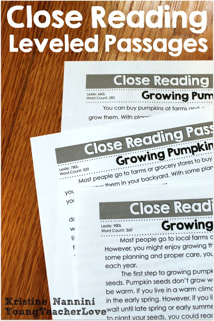 close reading of the passage of 2 close reading is a meaningful reading and rereading of a piece of text this purposeful reading is designed to help the student gain more knowledge of text structure, be able to determine.