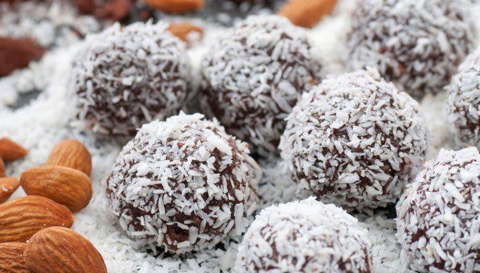 Fruit-Free Bliss Balls - I Quit Sugar