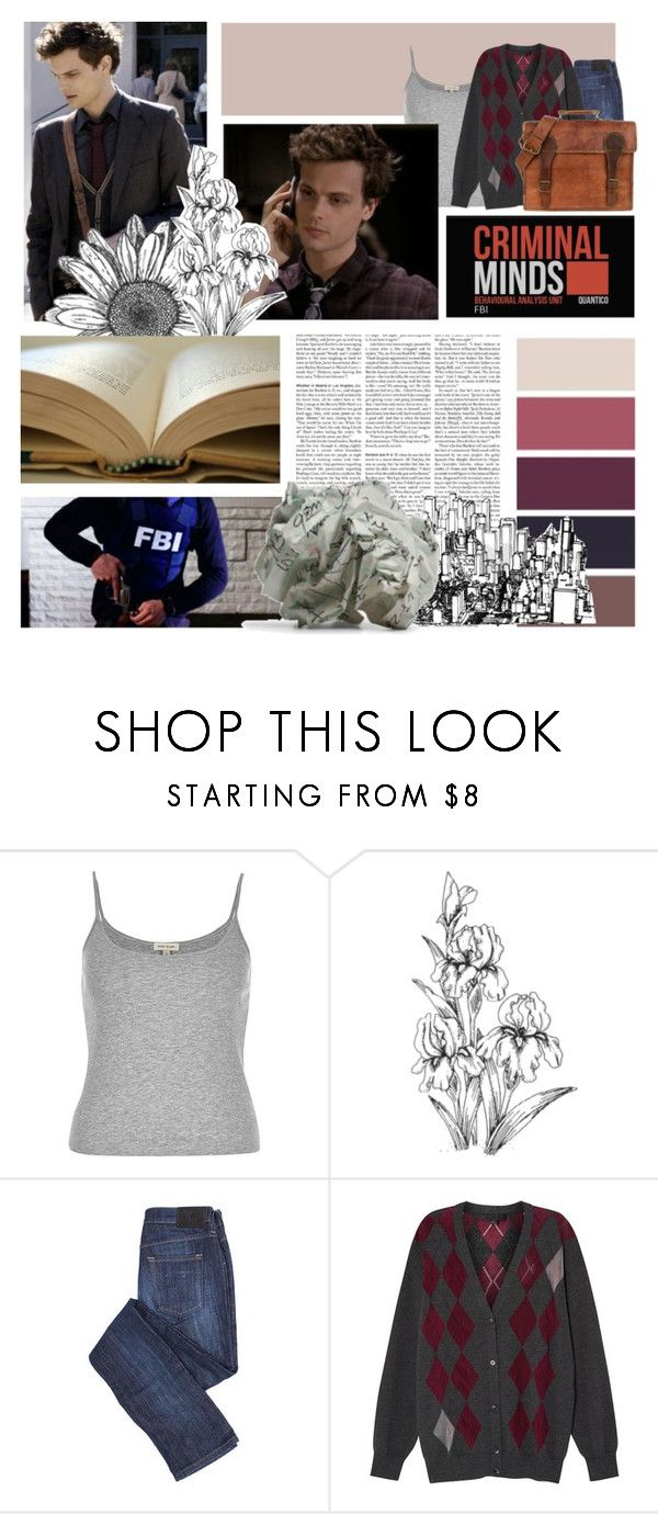 """""""Dr. Spencer Reid // I Just Gave The Bartender My Number in Roman Numerals"""" by auntiewhispers ❤ liked on Polyvore featuring River Island, Alexander Wang, CriminalMinds, reid, spencerreid, drspencerreid and DrReid"""