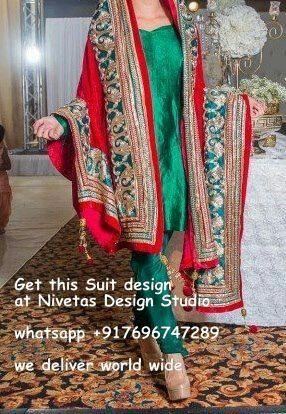 @nivetas Punjabi salwar suit