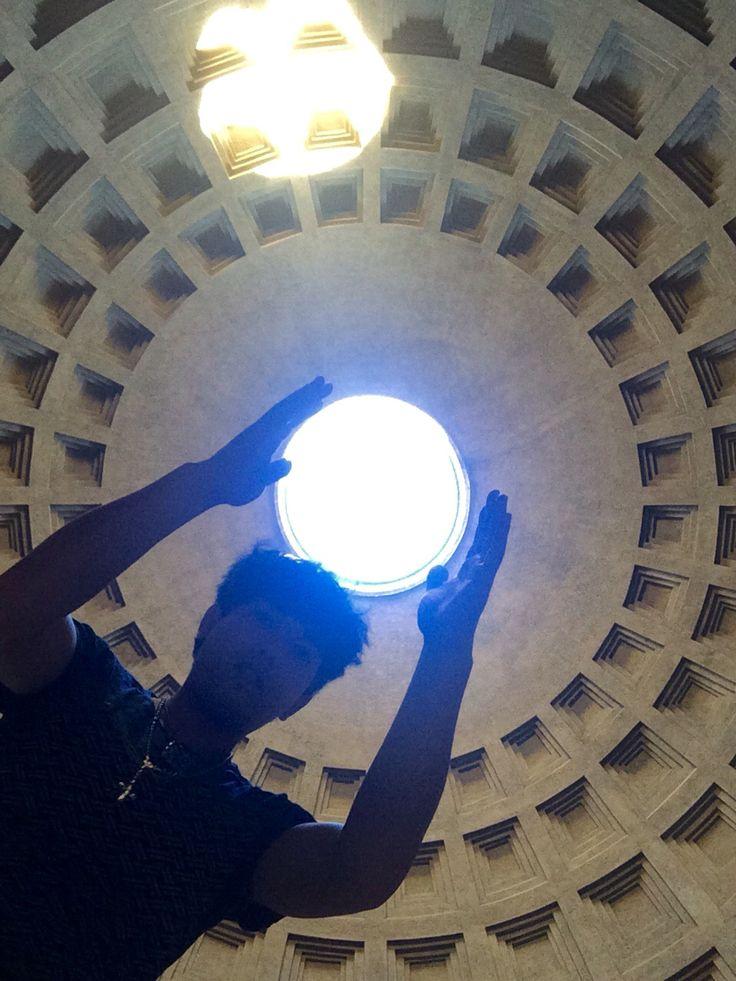 Pantheon @Roma, Italy