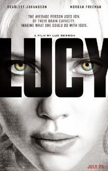 Reviews By Ken - Movie Reviews and More: Movie Review: Lucy