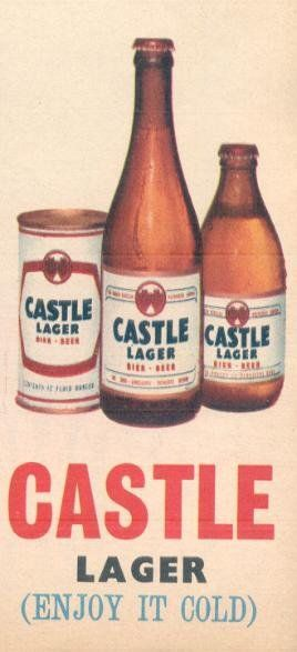 Launched in 1895, Castle Lager has been a firm favourite with South African beer drinkers ever since!
