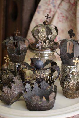 Crowns: Vintage Marketing, Vintage Crowns, Inspiration, Bing Images, French Crowns, Vintage Wardrobe, French Vintage, French Marketing, Crowns Glories