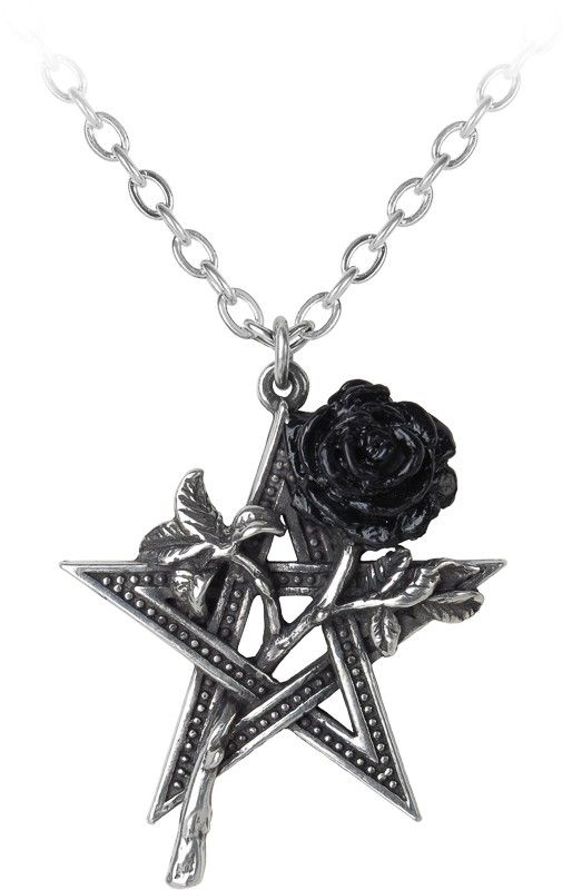Ruah Vered necklace by Alchemy Gothic