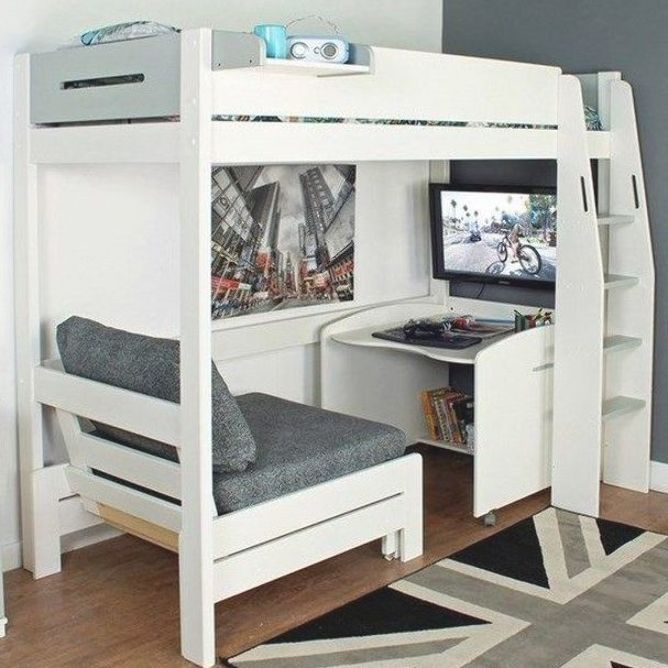 Why Bunk Beds With Stairs And Desk Kids Loft Beds Cool Bunk Beds Diy Loft Bed Loft beds with stairs and desk
