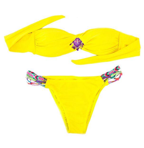 Un maillot de bain brésilien : Hipanema