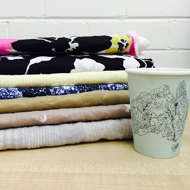 At potters linen is our speciality! We have many prints and plains to choose…