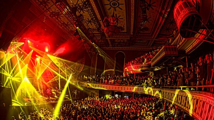TourGigs // Umphrey's McGee in Atlanta Tabernacle