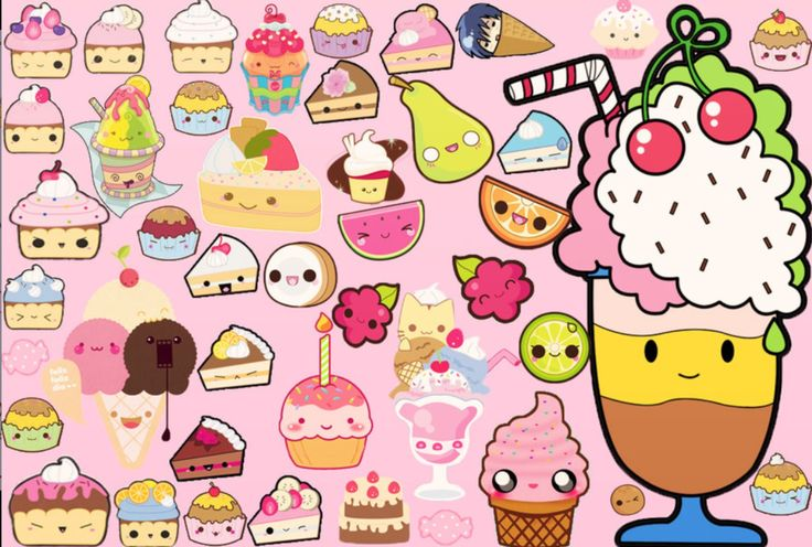 Cute kawaii wallpaper wallpapers pinterest kawaii - Cute asian cartoon wallpaper ...