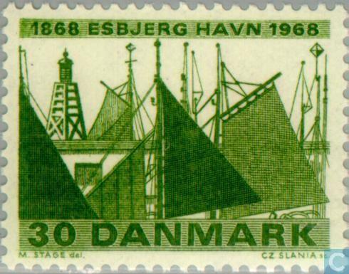 Denmark - Esbjerg 1968