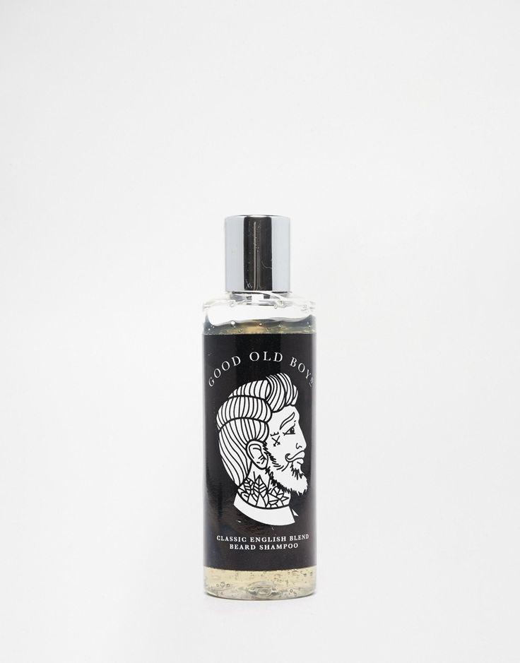 English Blend Beard Shampoo http://bit.ly/1MovfdQ