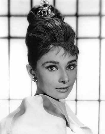 """Breakfast at Tiffany's"" Audrey Hepburn, 1961, Paramount, **I.V."