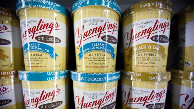 Yuengling ice cream returns after 30-year absence