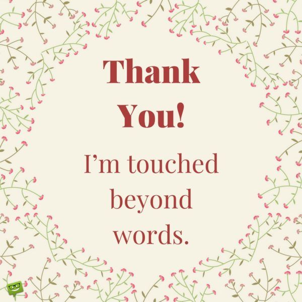83 Best Thank You Quotes Images On Pinterest