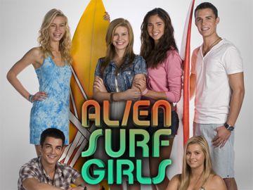 'Alien Surf Girls' (2012-present)