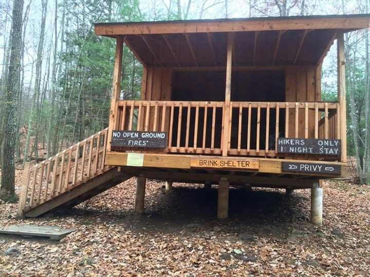 Congratulate, deer lick shelter on appalachian trail excellent