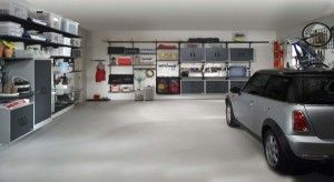7 steps to organize your garage