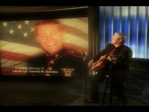 ... Pastor! This is a beautiful tribute to our fallen soldiers. Be blessed