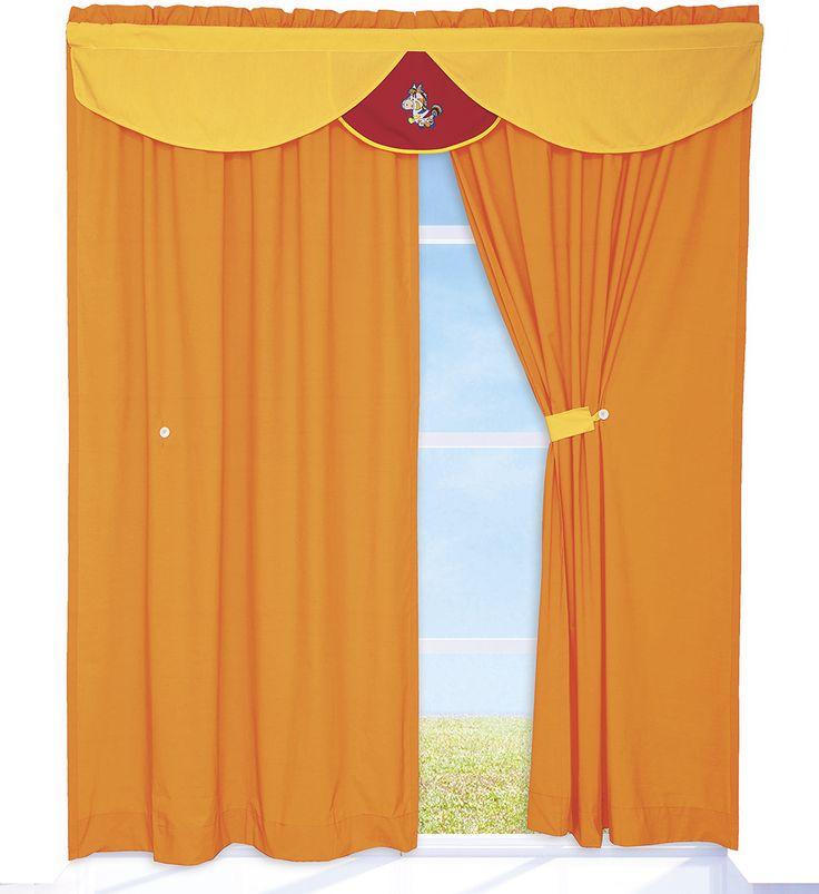 Juego de cortinas Cebrita bit.ly/ChiquiMundo ♥ bit.ly/ChiquiMundoFB