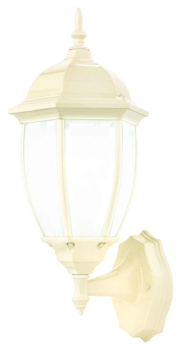 Astragal Traditional Coach Wall Light in Beige