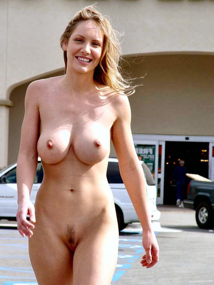 Right! Naked girls with landing strips