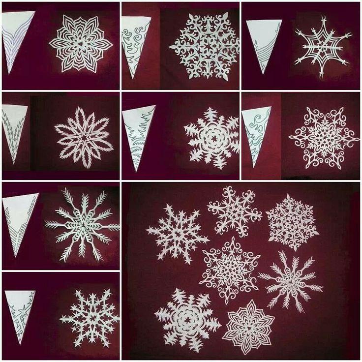 Paper Snowflakes Mehr
