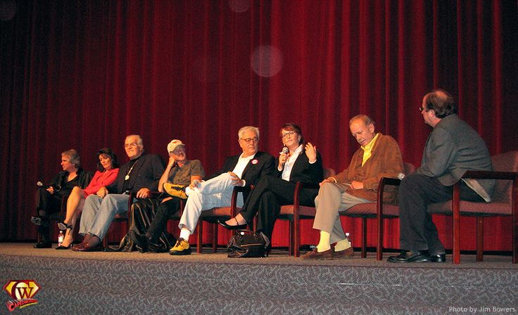 Superman cast at the Director's Guild of America.