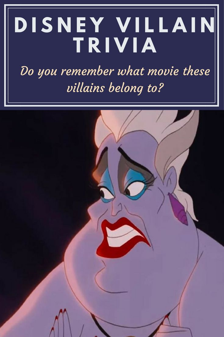 Over the decades Disney has created some of the most iconic villains in film. How well do you know these baddies? Test your evil IQ with this HowStuffWorks quiz!