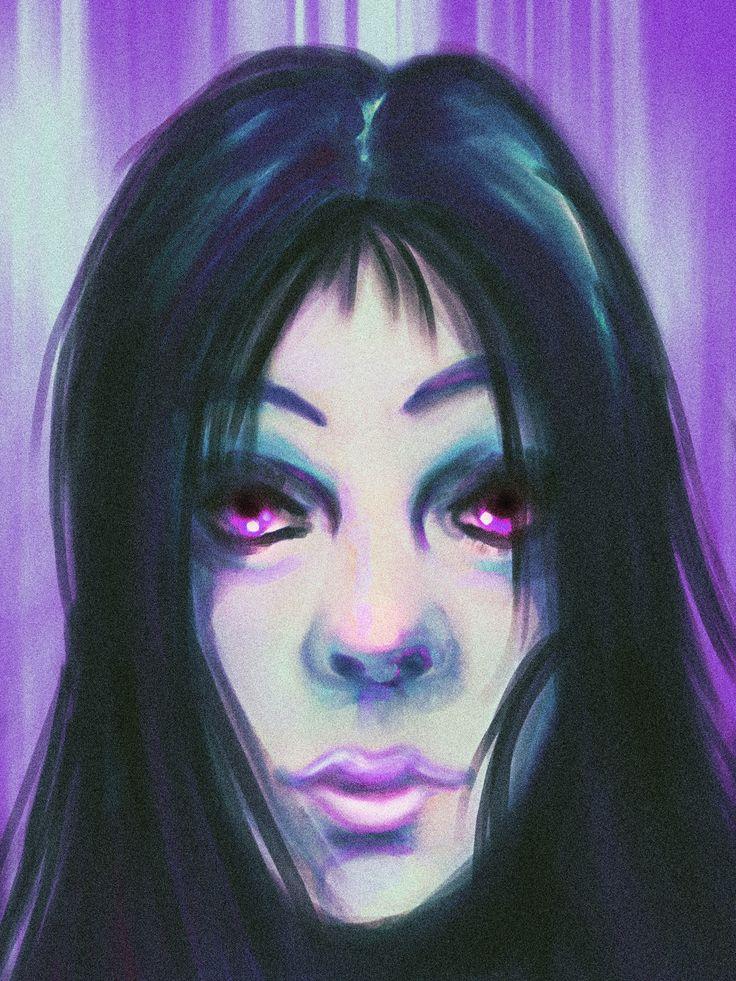 Purple, Mihail Sarbescu on ArtStation at https://www.artstation.com/artwork/W5zx3