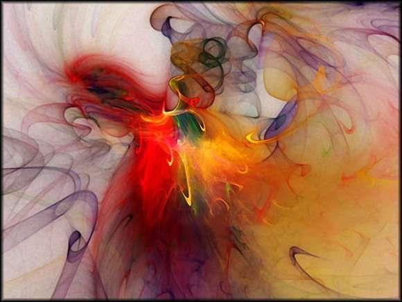 Lukisan Aliran Abstrak