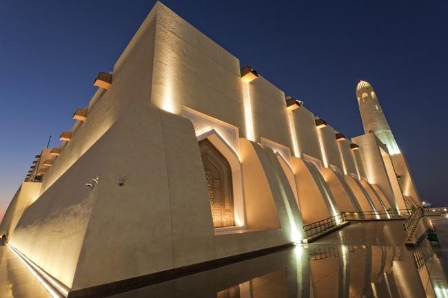 State Mosque, Doha Qatar