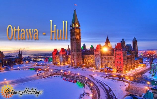 Must-Visit Cities in #Canada: Ottawa – Hull - For an awesome Ottawa Bucketlist of Things to Do, check out this link: http://quietfish.com/notebook/2012/04/the-ultimate-ottawa-bucket-list/