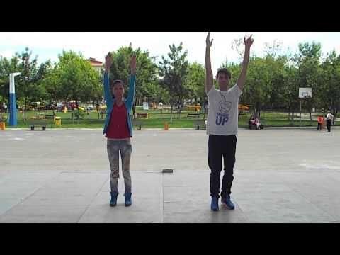 Break The Chain | Dance ►Get more: http://learntodance-online.com  ►Join the Learn To Dance-Online Newsletter: http://eepurl.com/bM3G_f