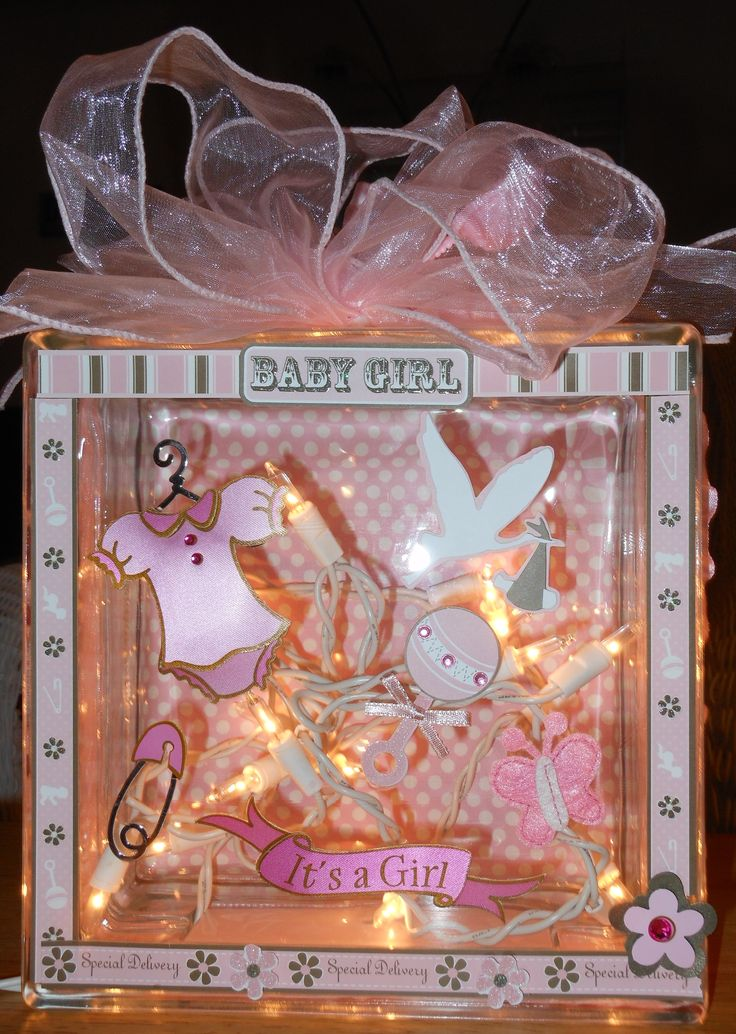 234 Best Images About Glass Block Crafts On Pinterest