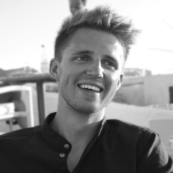Marcus Butler. Funny, British, and adorable!!